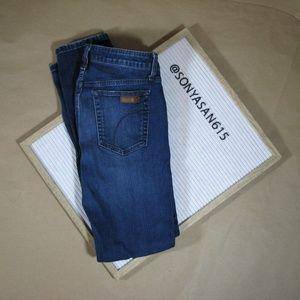 Joe's Jeans Skinny Booty Fit Blue Jeans W 30